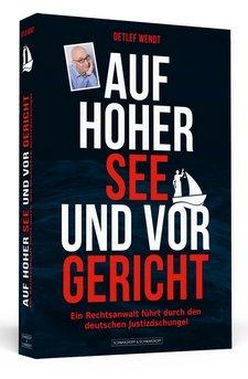 AUF HOHER SEE UND VOR GERICHT - Cover - 3D - 1000 preview